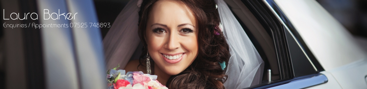 Laura Baker - bridal makeup
